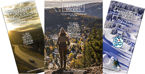 Kootenay Rockies Brochures