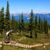 BIKE THE COUNTLESS MOUNTAIN TRAILS.