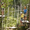 Fernie's Aerial Playground and Zipline Attraction.