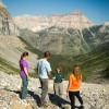 Kootenay National Park offers guided interpretive hikes.