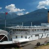 Kaslo's SS Moyie is a National Historic Site.