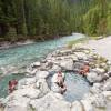 Lussier Hot Springs.