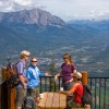Summer at Fernie Alpine Resort.