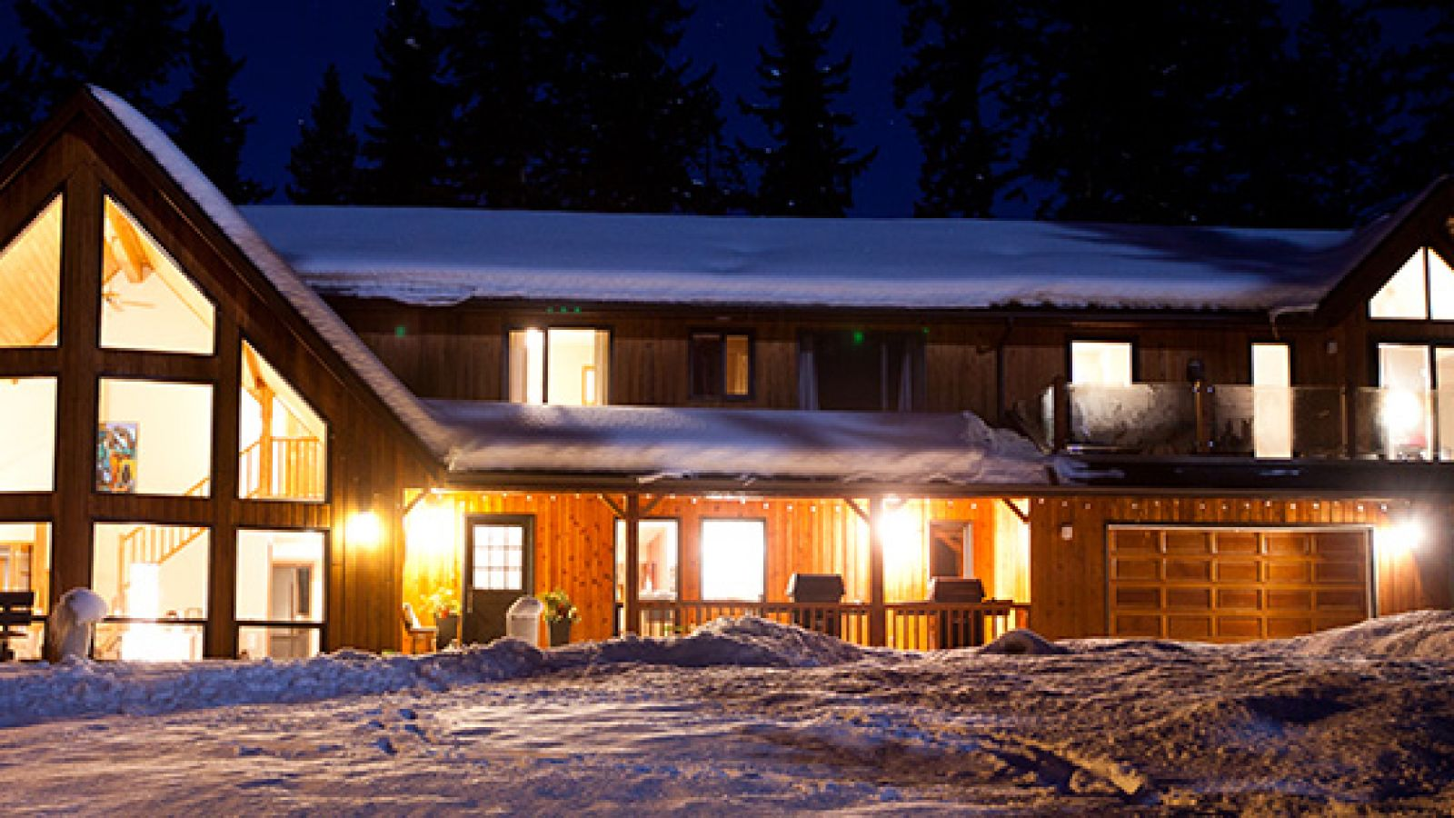 A luxury bed & breakfast boutique lodge.