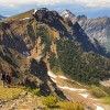 Hiking opportunities abound at Kicking Horse Mountain Resort.
