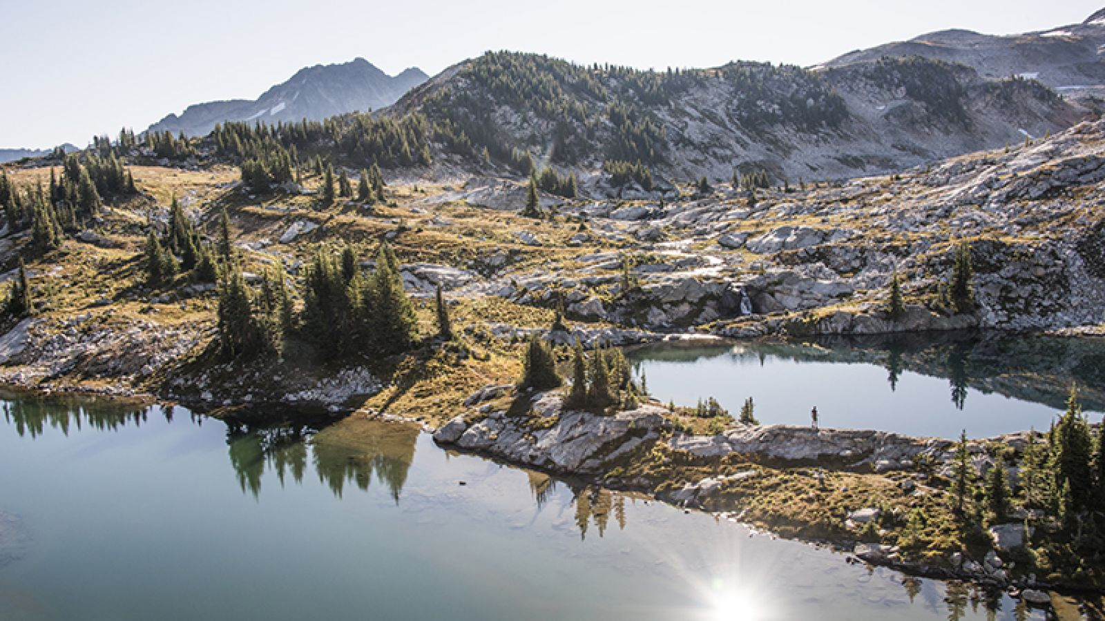 Sapphire Lakes.