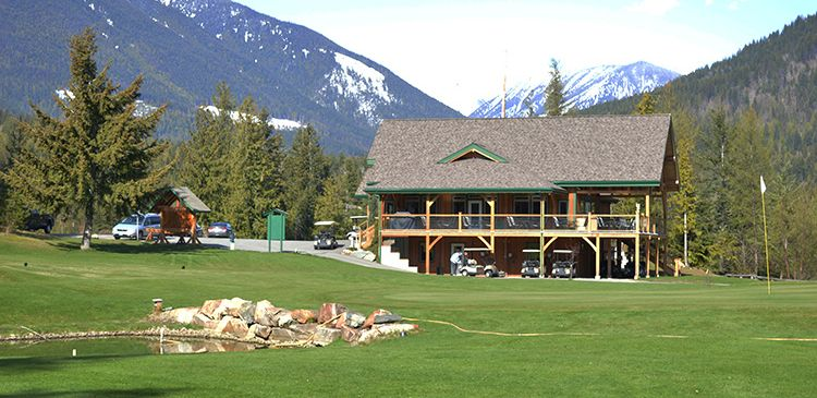 Kaslo Golf Club