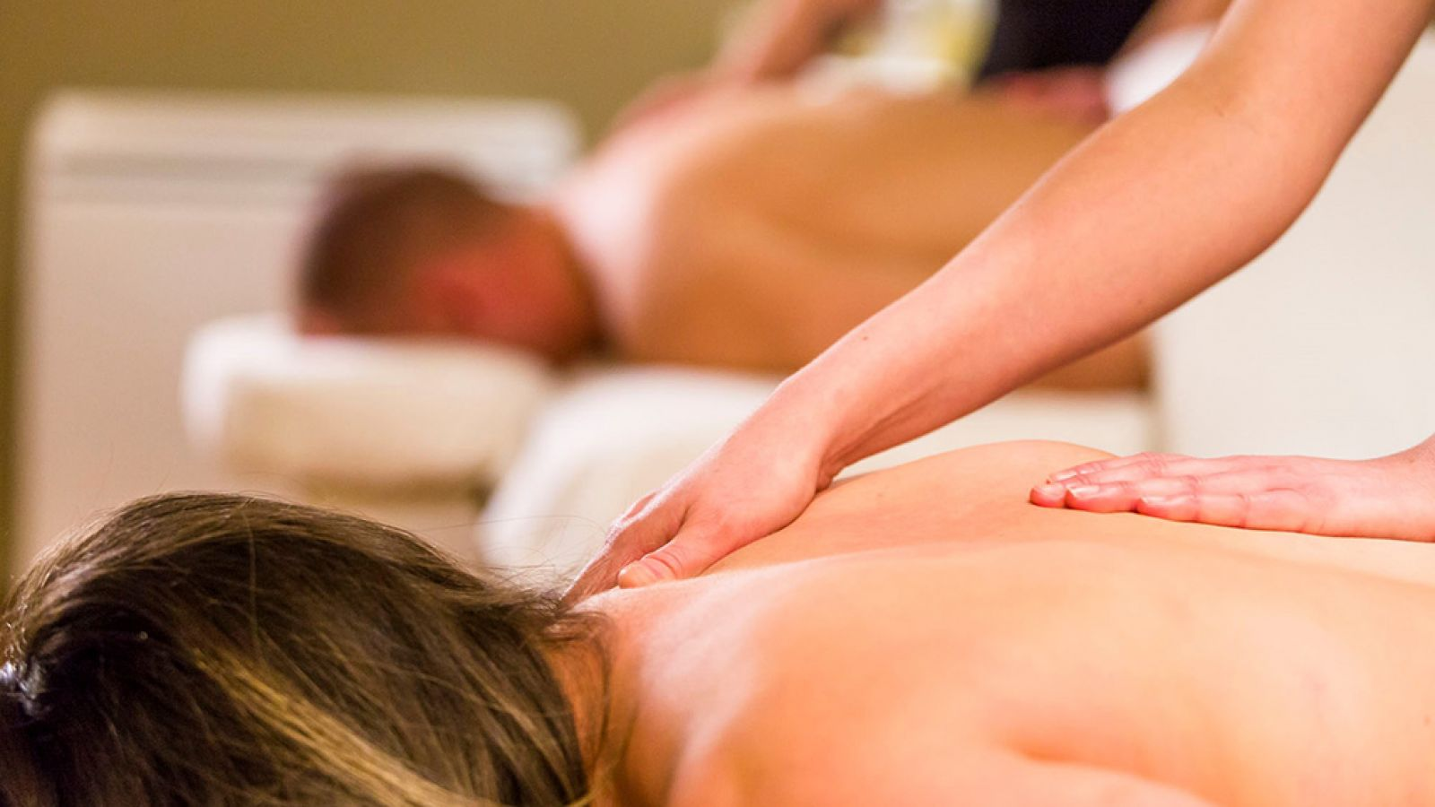 Enjoy a relaxing massage.