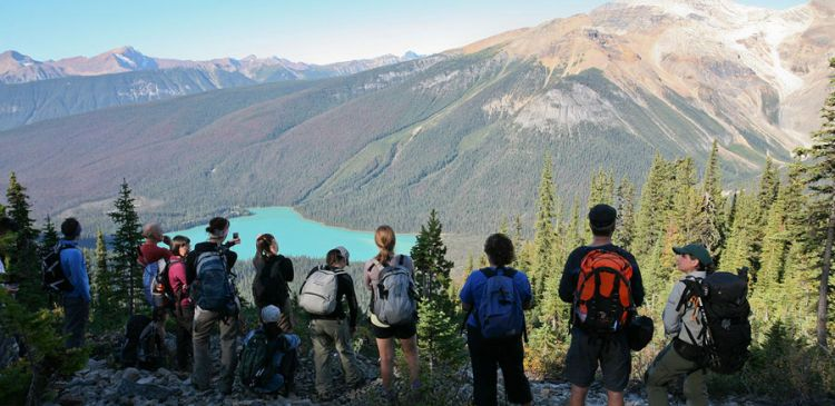 Burgess Shale Guided Hikes