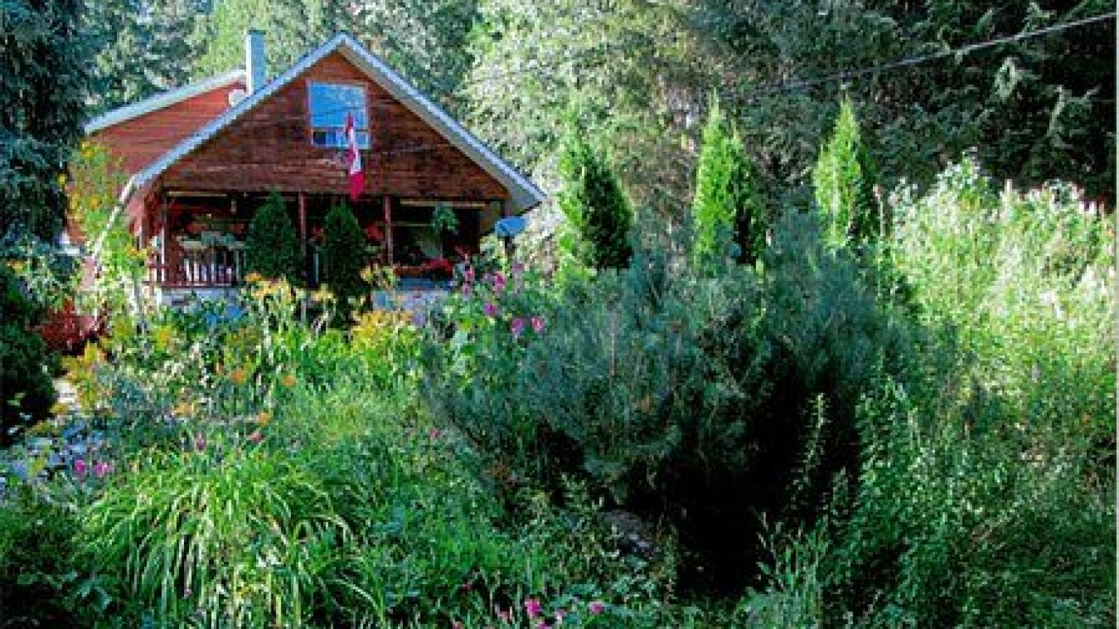 Welcome to the Cedarwood Cottage.