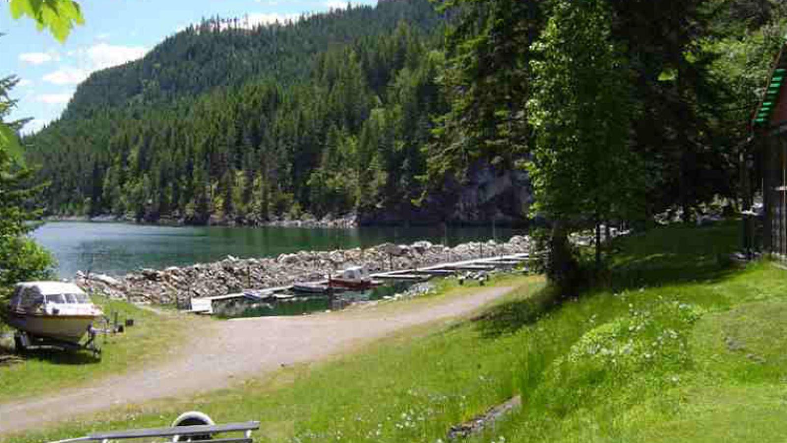 A beautiful property on Kootenay Lake.