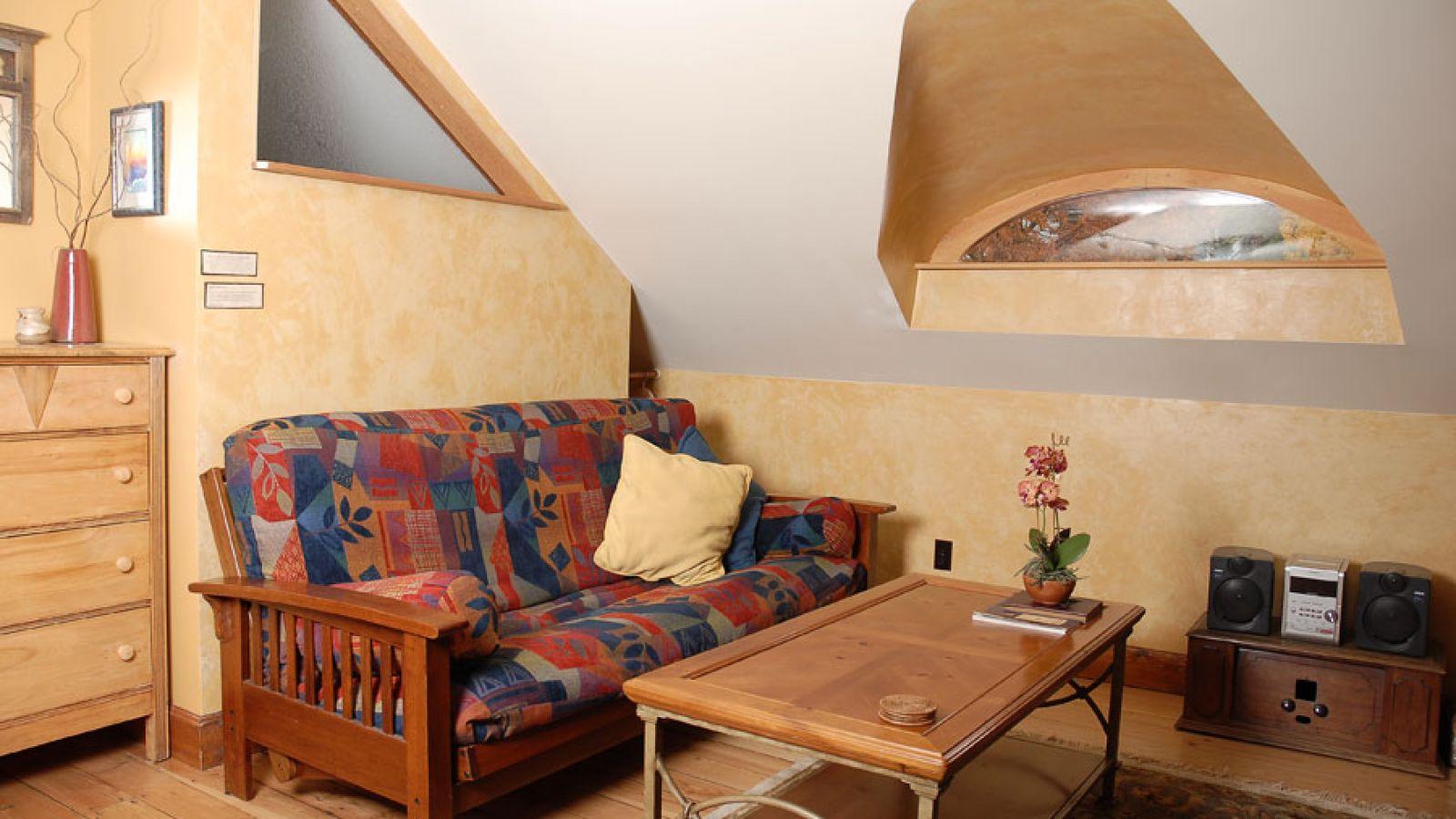 Valhalla Guest Suite.