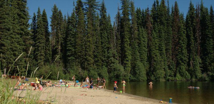 Nancy Greene Lake Park