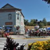 Downtown Invermere & the Farmers Market.
