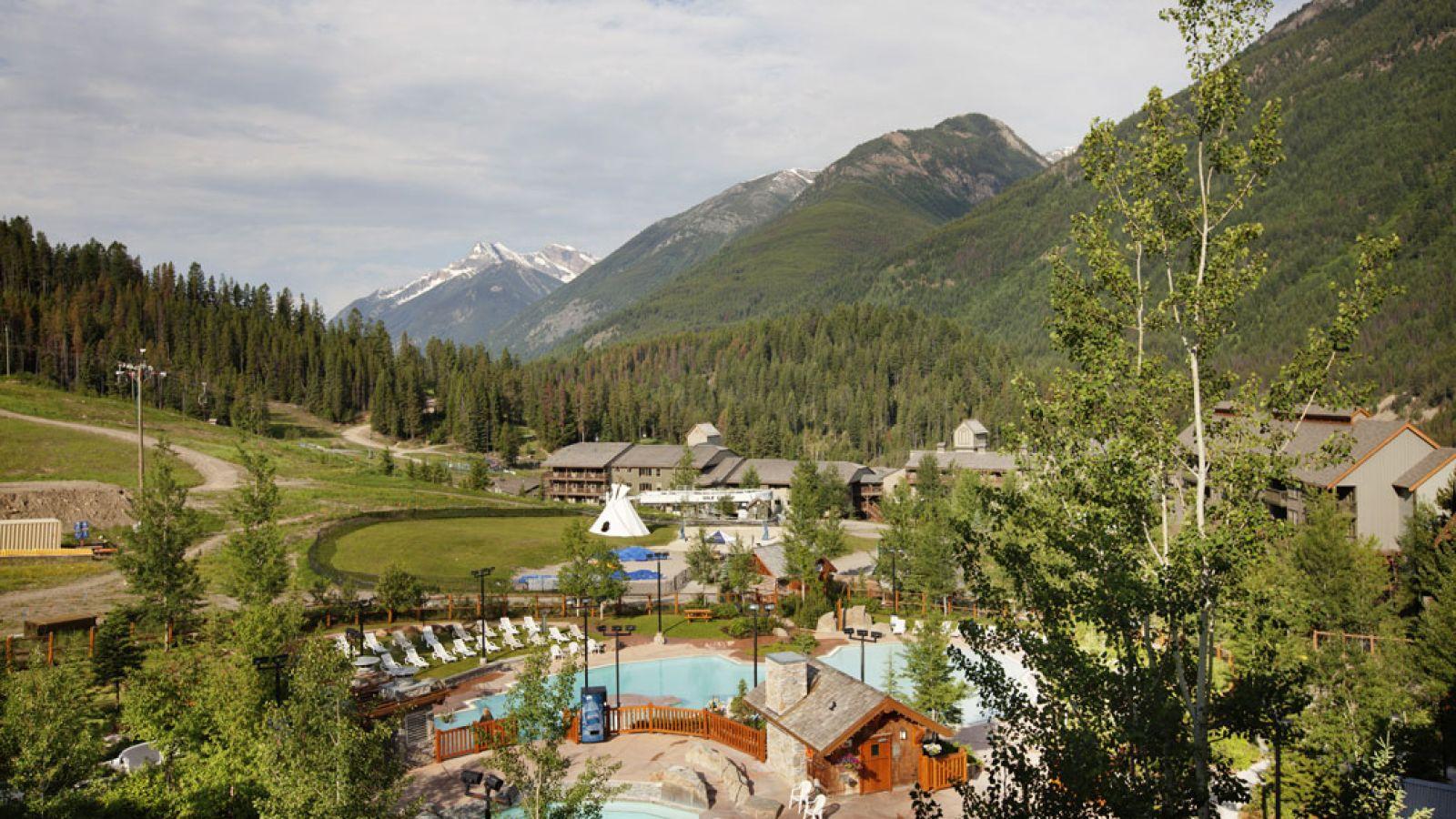 Panorama Mountain Resort.