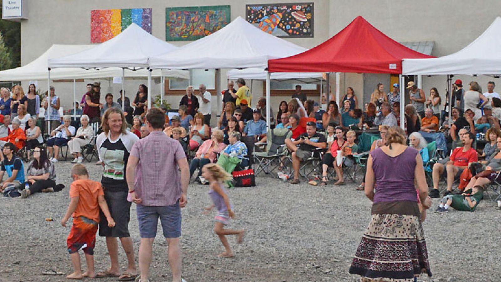 Kaleidoscope Festival.