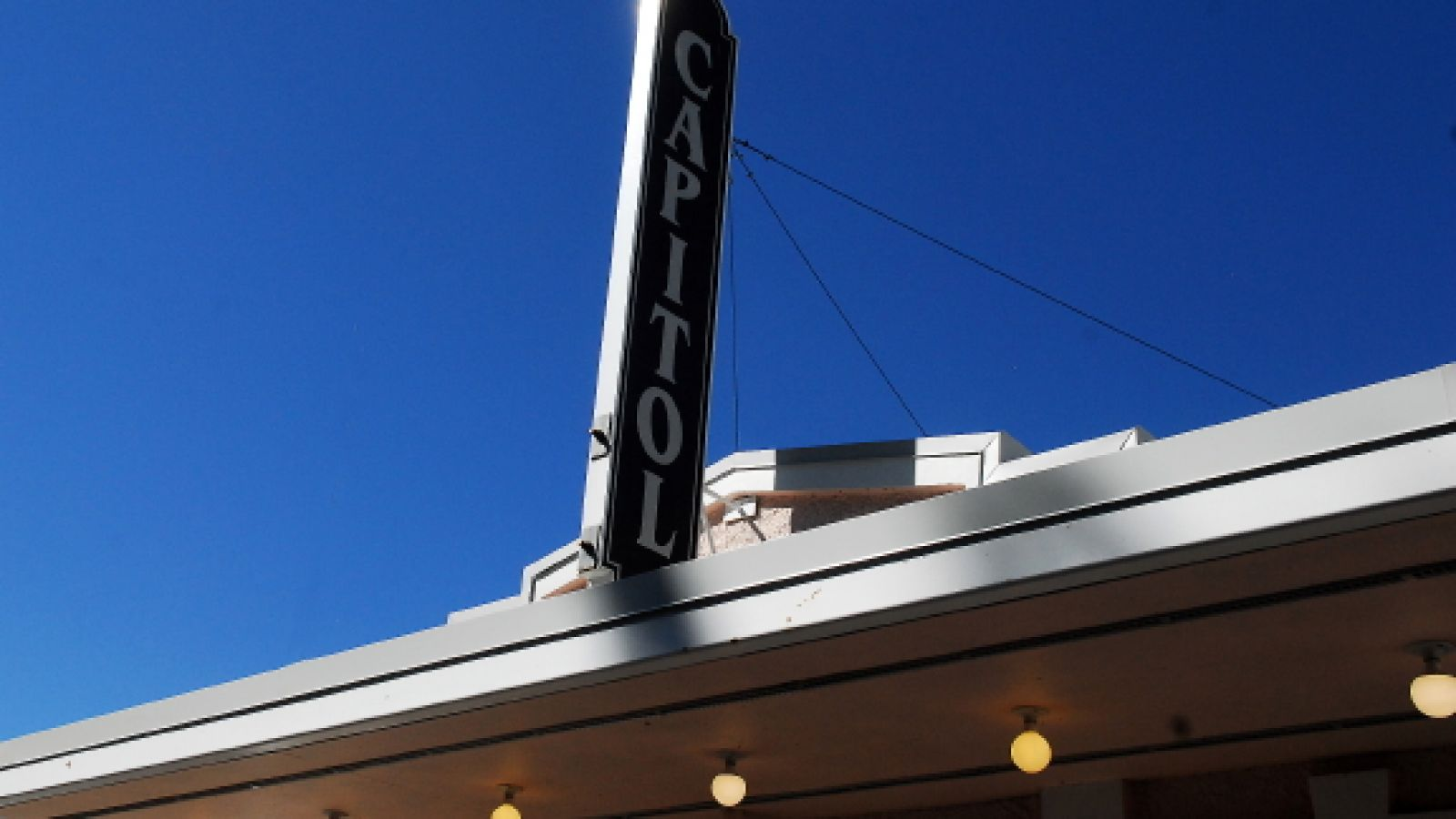 The Capitol Theatre.