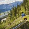 The Pipe Mountain Coaster.