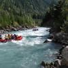 The spectacular Illecillewaet River.