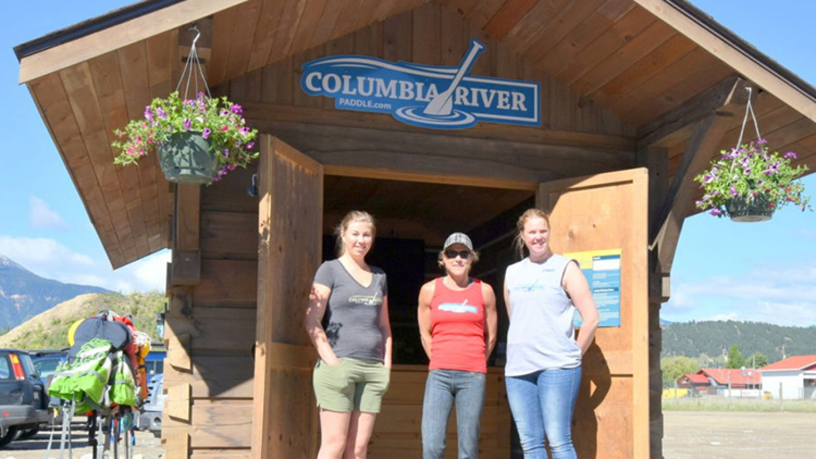 Welcome to Columbia River Paddle.