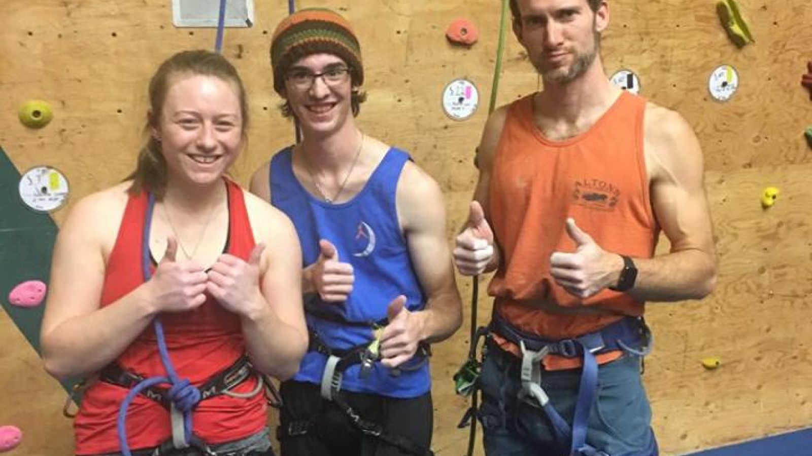Spirit Rock Climbing Centre