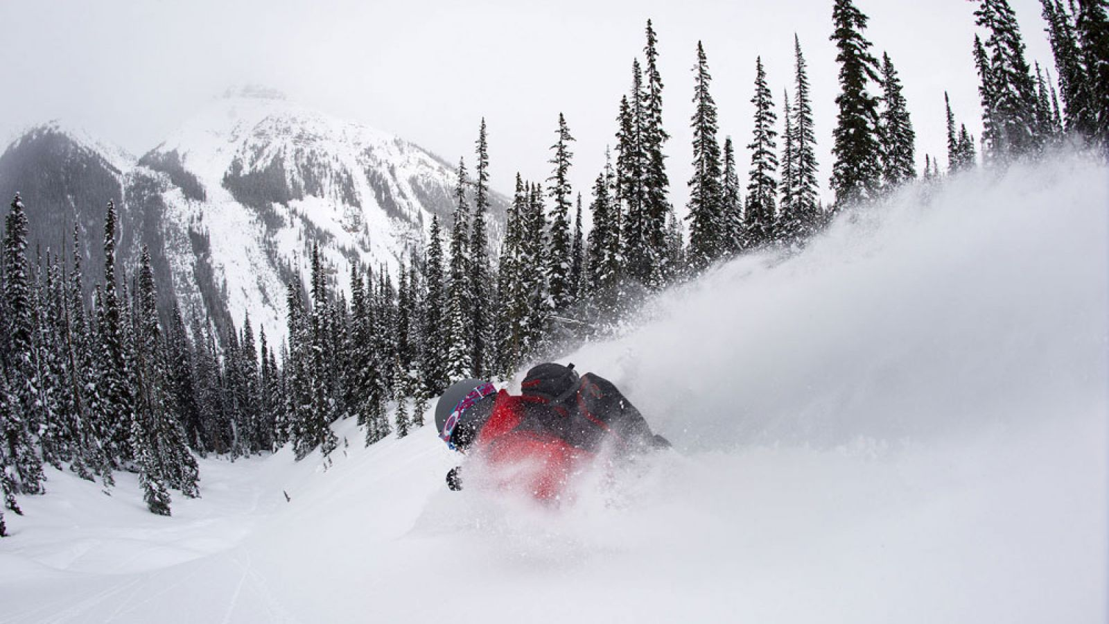 Explore the Kootenay Rockies backcountry.