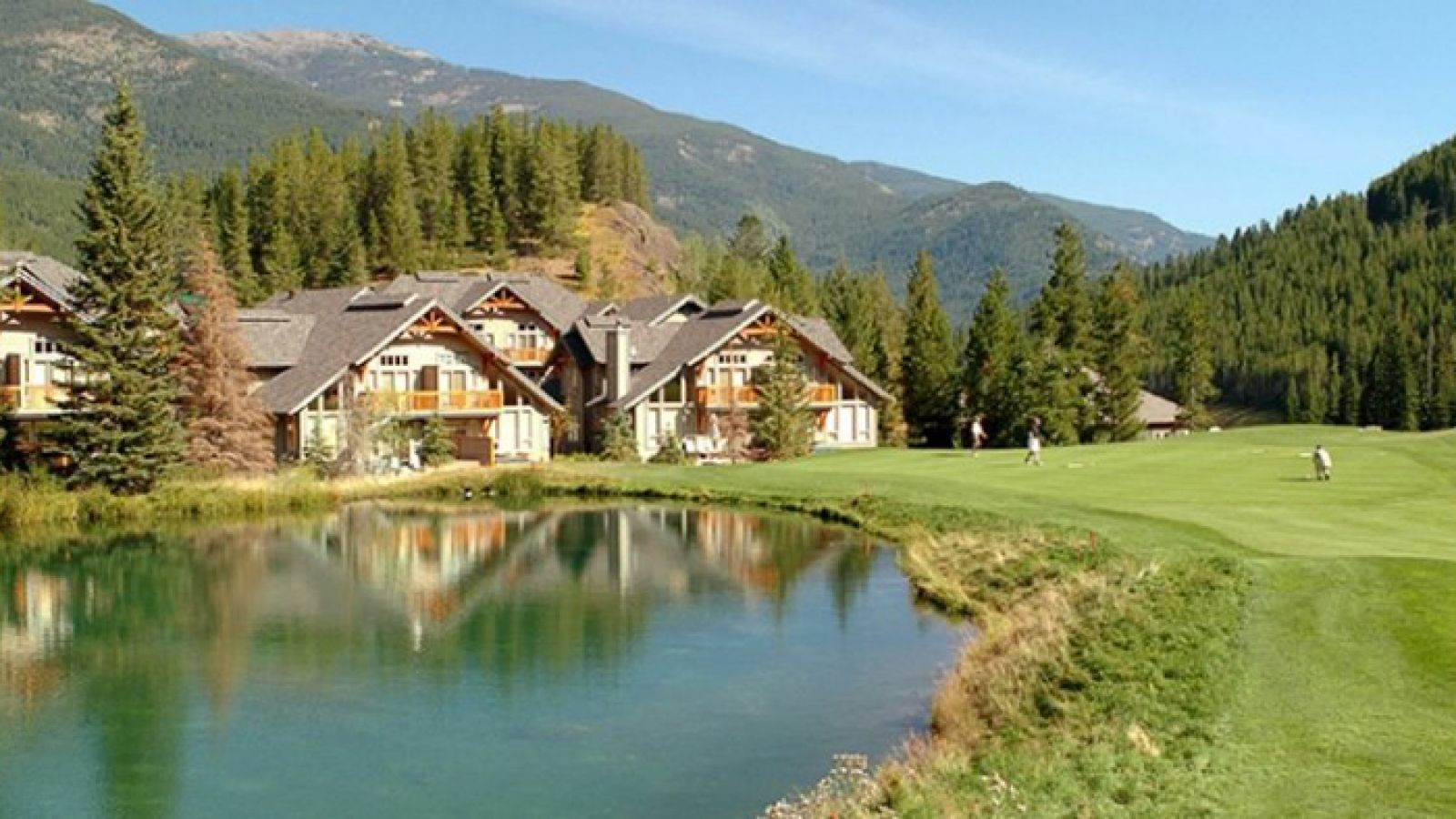 Properties located on mountain and at Greywolf.