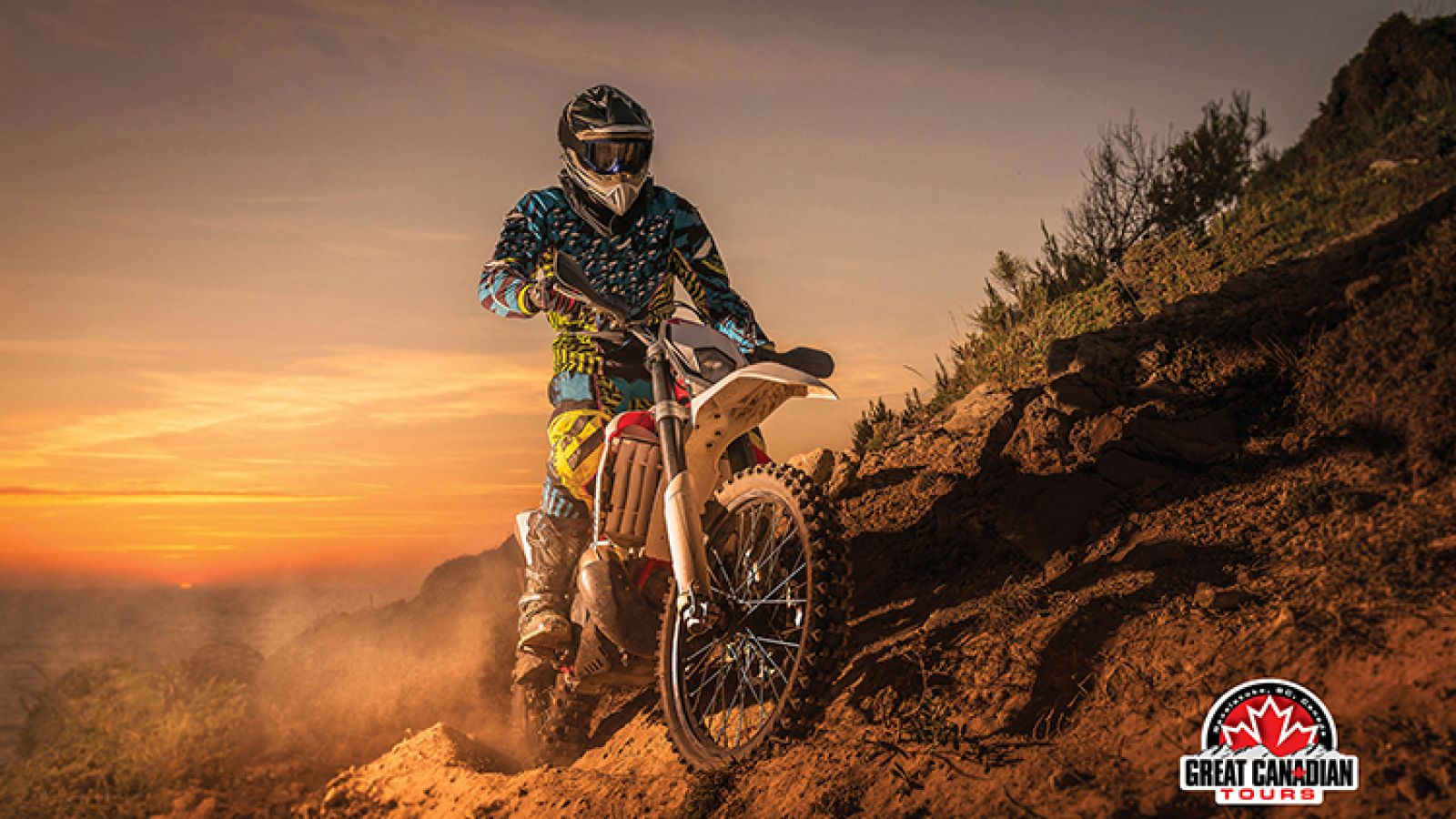 Explore the many roads, trails, motor cross track and view points.