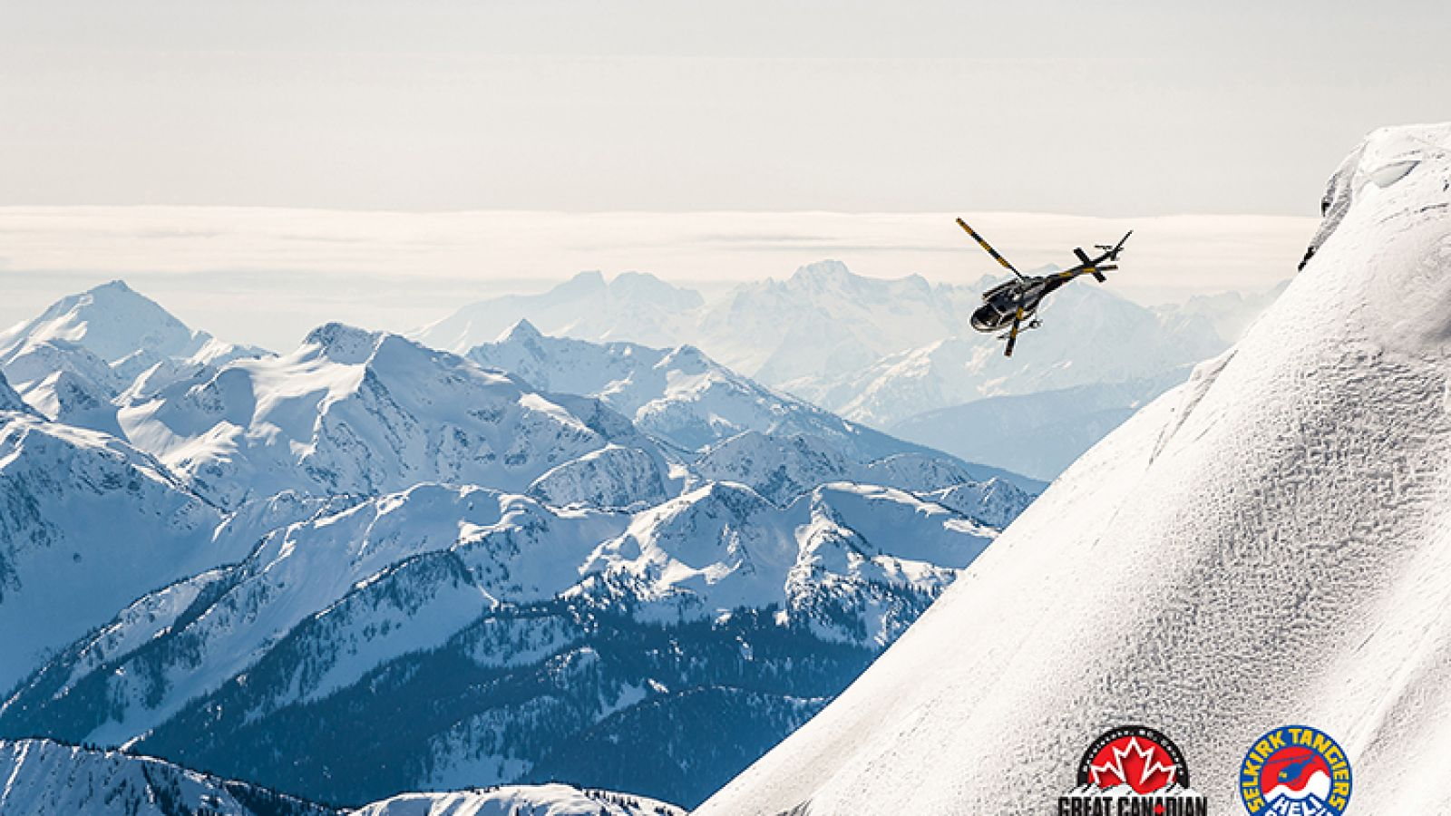 Ask about the Heli-ski add-ons.