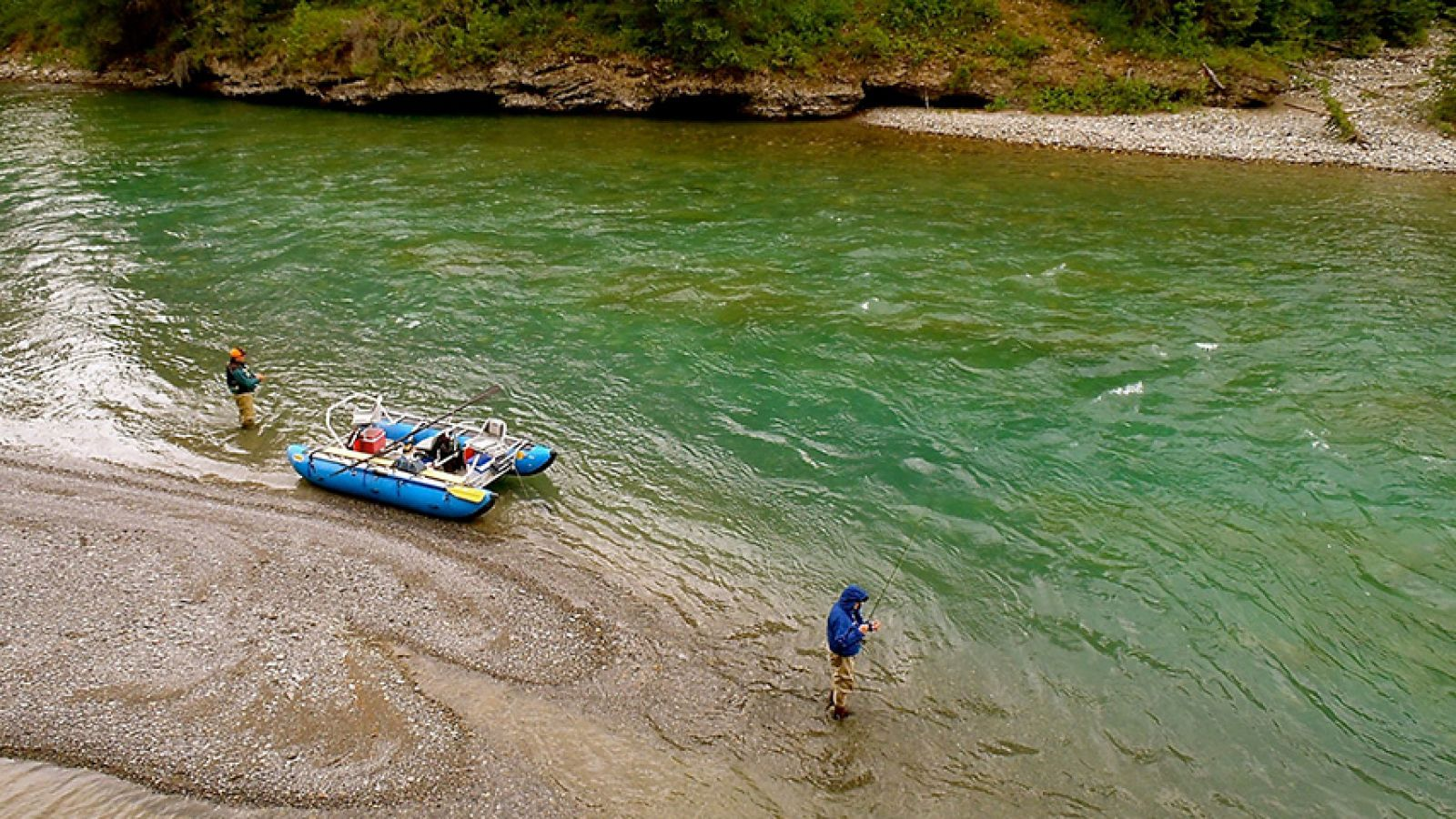 Float Trip opportunities.