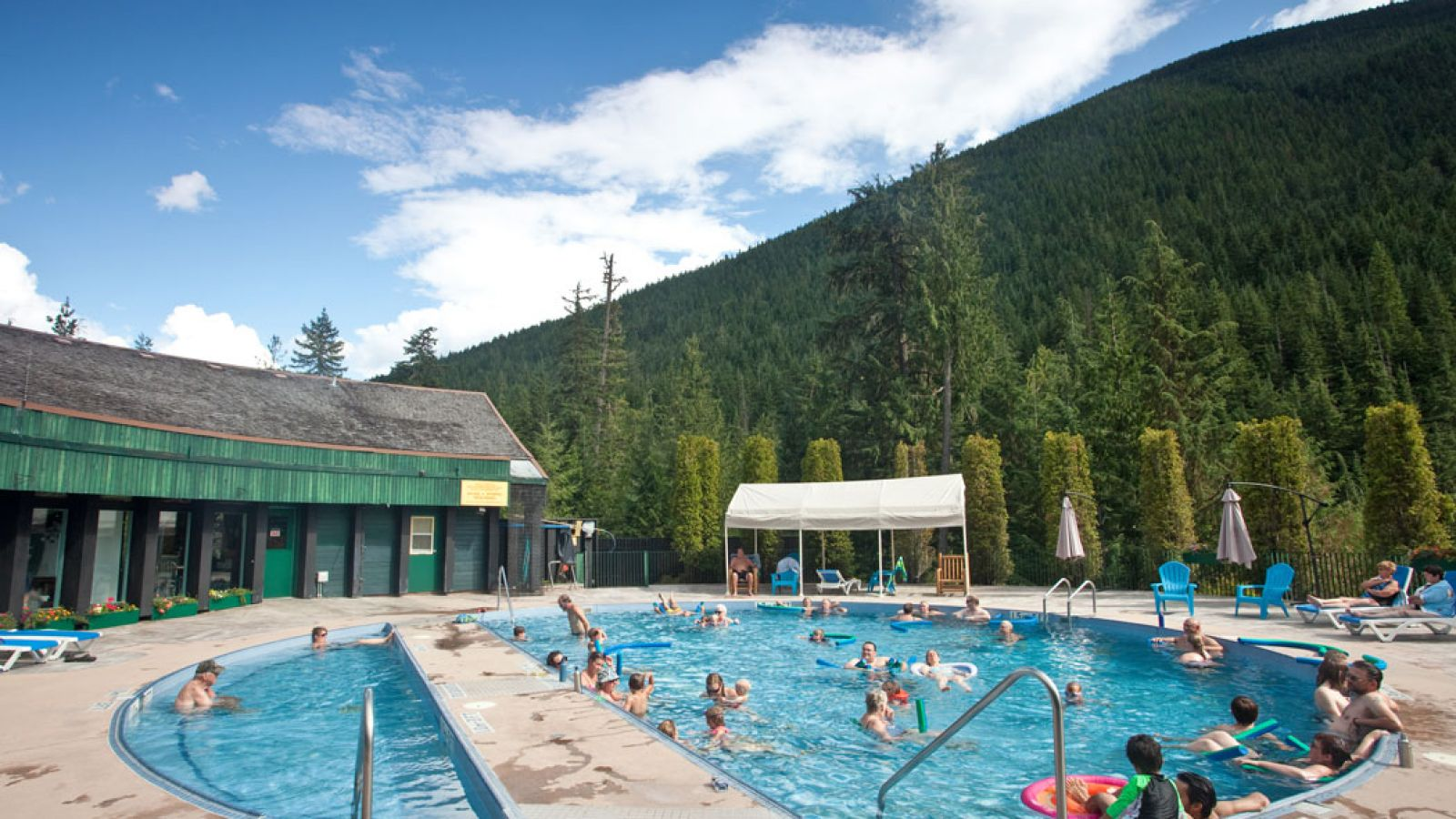 Hot Springs Route Kootenay Rockies Tourism