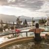 Ainsworth Hot Springs.
