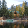 Blue Lake Lodge.