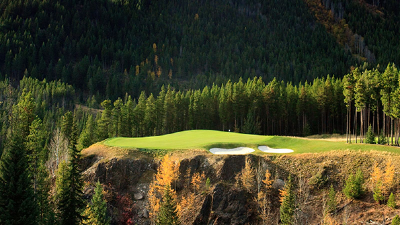 Greywolf Golf Course.