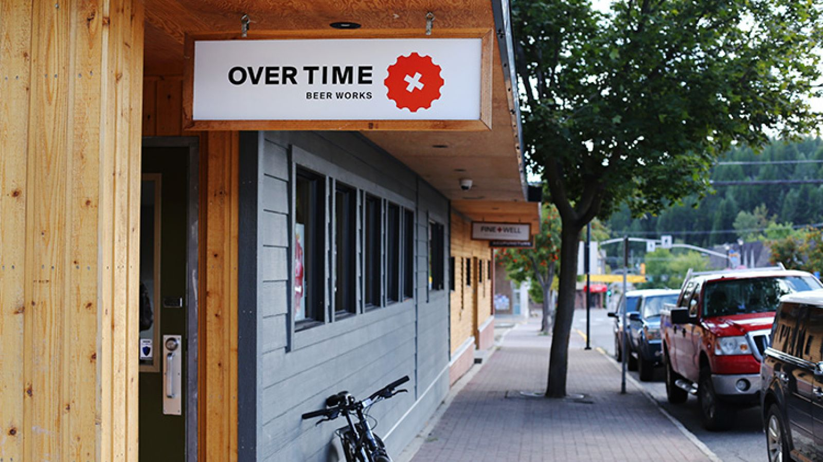 Overtime Beer Works in Kimberley.