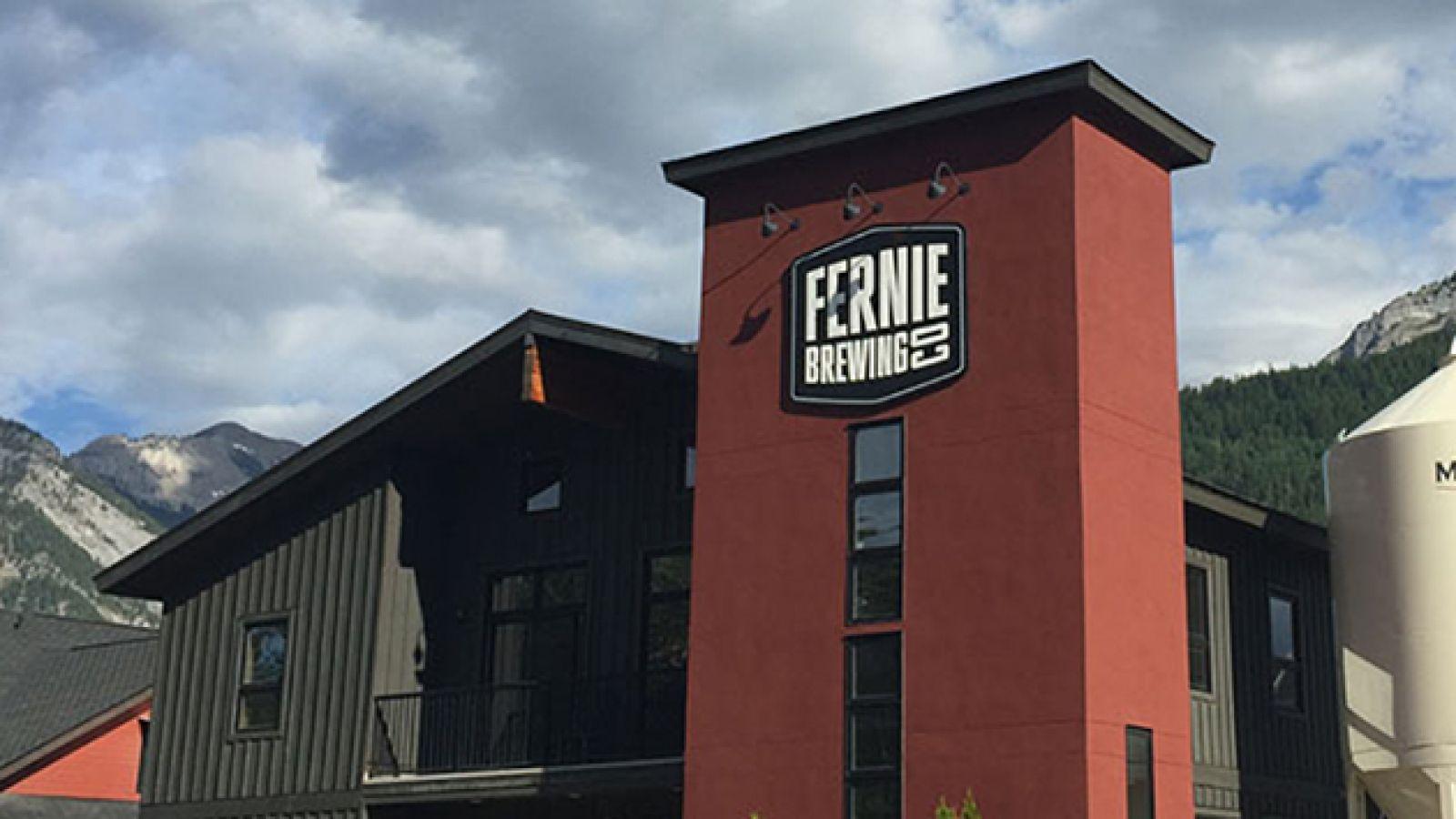 Fernie Brewing Company.