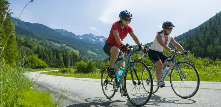 Kootenay Cycling Adventures