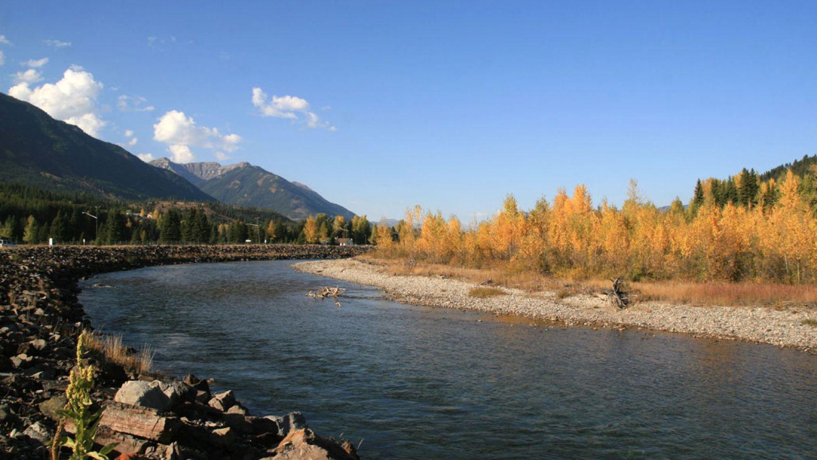 Elk River.