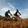 Endless mountain biking trails.