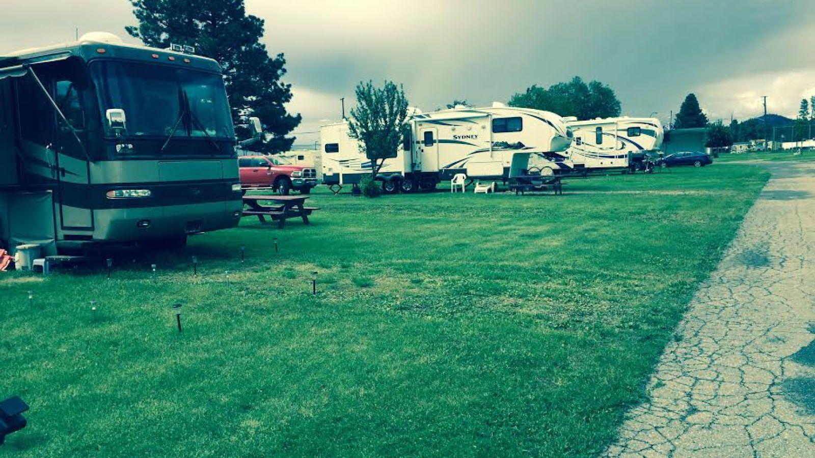 RV Resort and Campground.