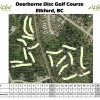 Deerborne Disc GC layout.