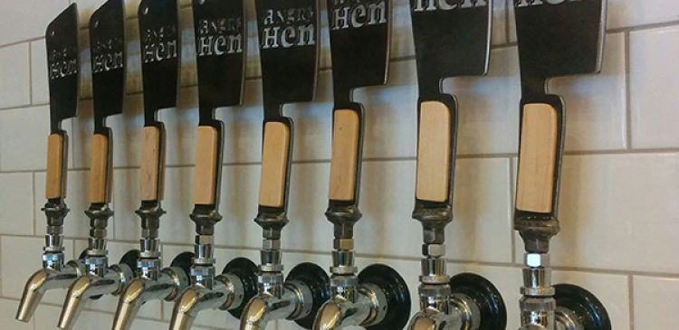 Angry Hen Brewing Company