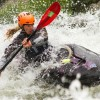Learn the basics of whitewater kayaking.