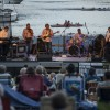 The Jazz Etc. Festival takes place every August long weekend.