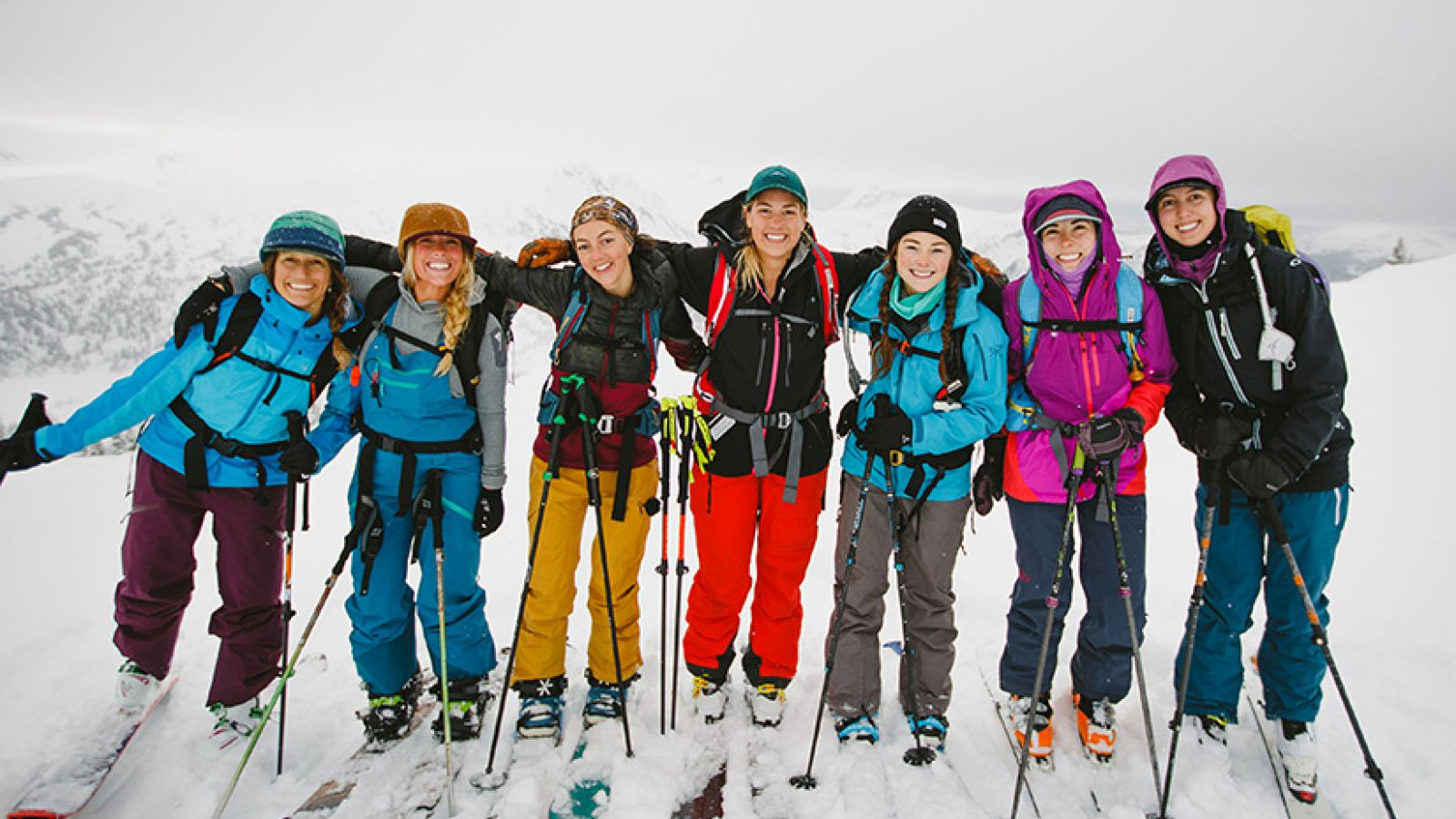 Learn about the backcountry and have fun!