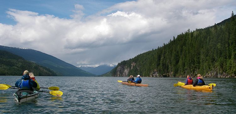 Natural Escapes Kayaking