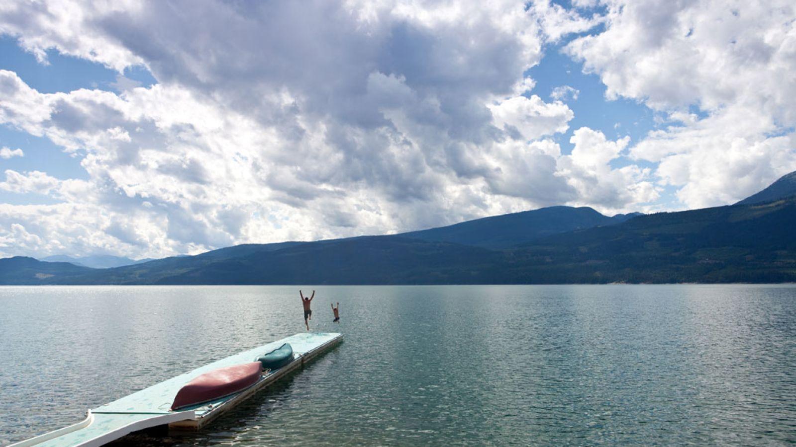 Arrow Lakes.