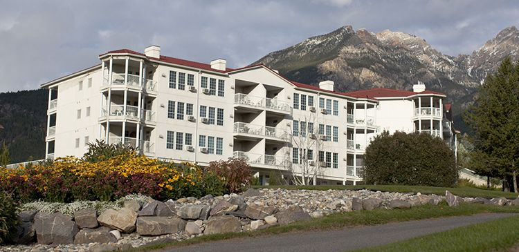 Mountain View Suites at Fairmont Hot Springs