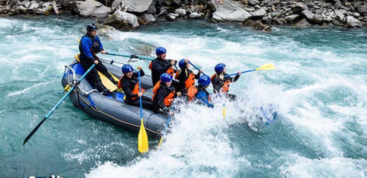 Wild Blue Yonder Rafting
