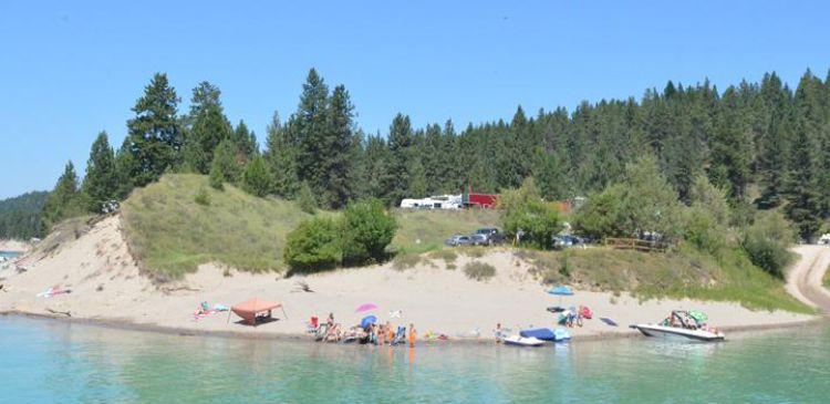 Koocanusa Campgrounds